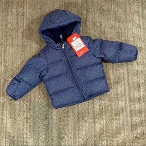 NEW North Face Infant 6-12M MoonDoggy Down Jacket